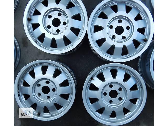 купить бу Оригинальные кованые диски Audi 6 R15 5x112 et45  в Виннице