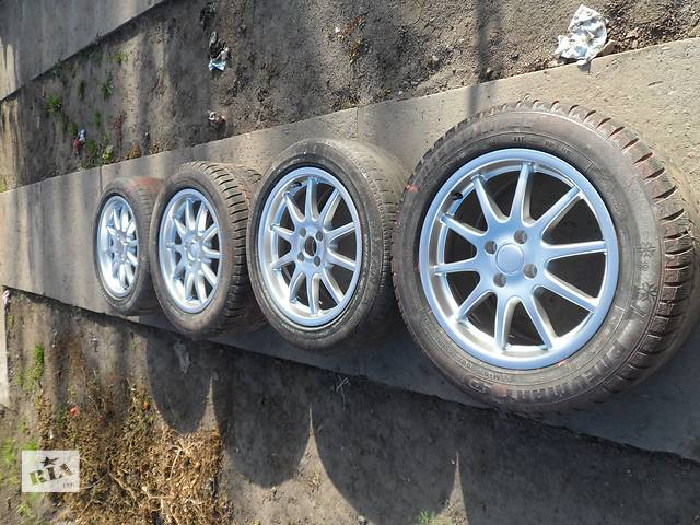 Оригинальные литые диски AEZ Germany R16, 4*100- объявление о продаже  в Нежине