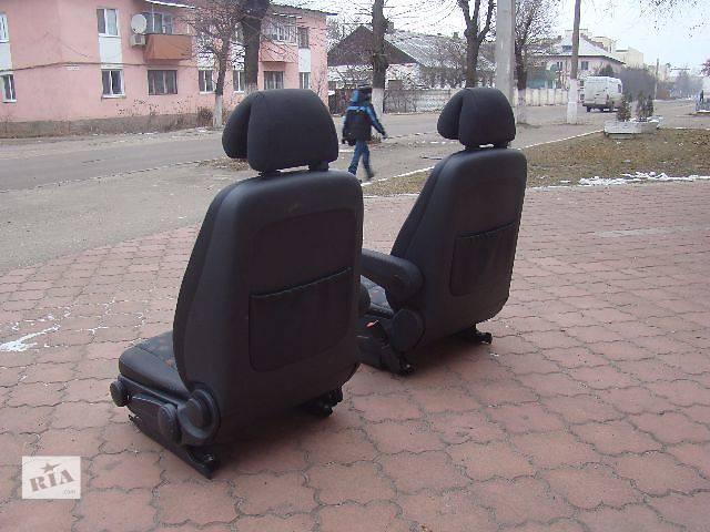 купить бу Оригинальные передние одиночные сидения с подлокотниками Mercedes Vito Viano w639. Все варианты комплектаций! в Ровно