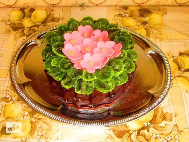 Оригинальные торты на заказ.- объявление о продаже  в Днепре (Днепропетровск)