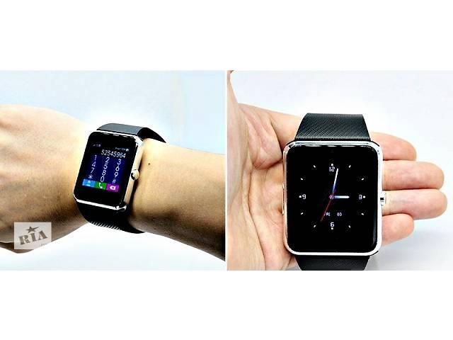 продам Оригинальные умные Smart Watch Часы-Телефон GT08 Цвет Черный бу в Одессе