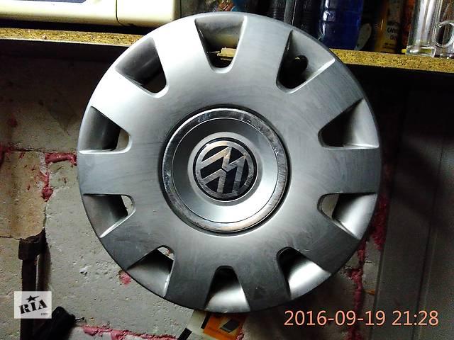 купить бу Оригинальный Б/у колпак на диск для Volkswagen в Киеве