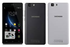 Новые Имиджевые мобильные телефоны Doogee