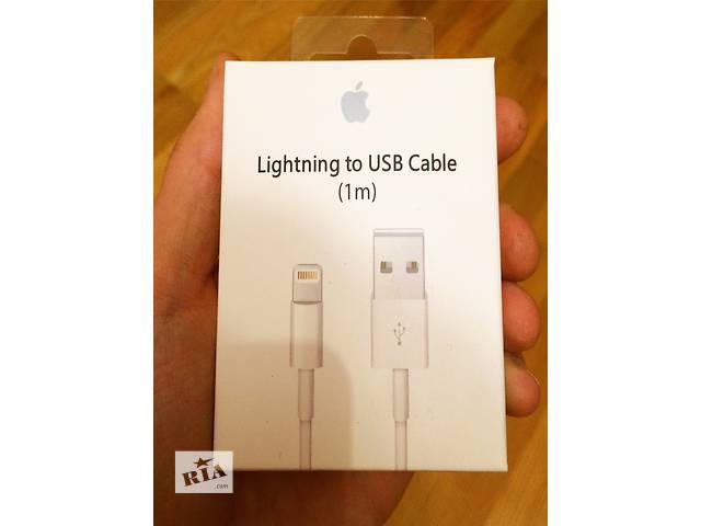 купить бу Оригинальный кабель Lightning для iPhone 5. 5s. 6. 6plus. 6s. 6s plus в Львове