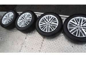 б/у диски с шинами Volkswagen Golf