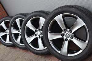 диски с шинами Volkswagen Jetta