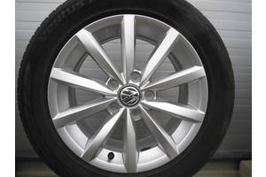 Новые диски с шинами Volkswagen Jetta
