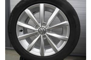 б/у диски с шинами Volkswagen Scirocco