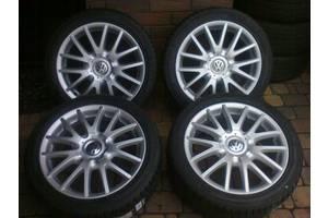Новые диски с шинами Volkswagen Touran