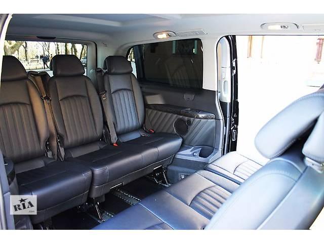 продам Оригинальный комплектный салон w639 Mercedes Vito Viano Ambient Black 2014г. Установка! бу в Ровно