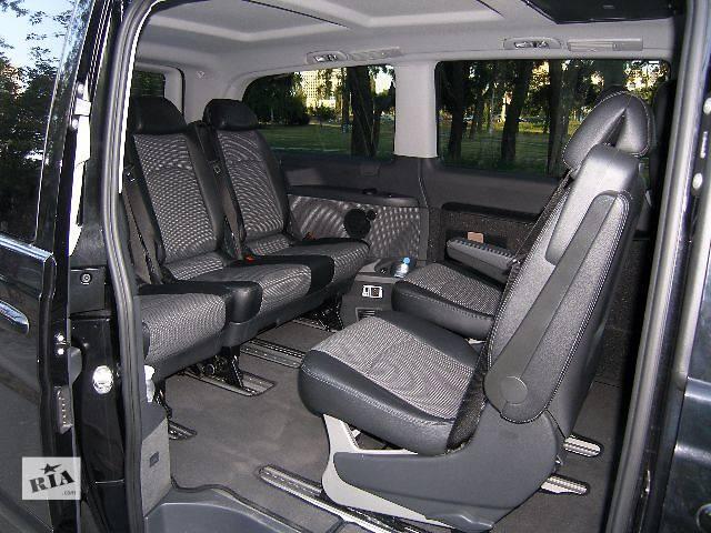 Оригинальный комплетный салон w639 Mercedes Vito  Viano Trend Рестайл 2013года.Установка!- объявление о продаже  в Ровно