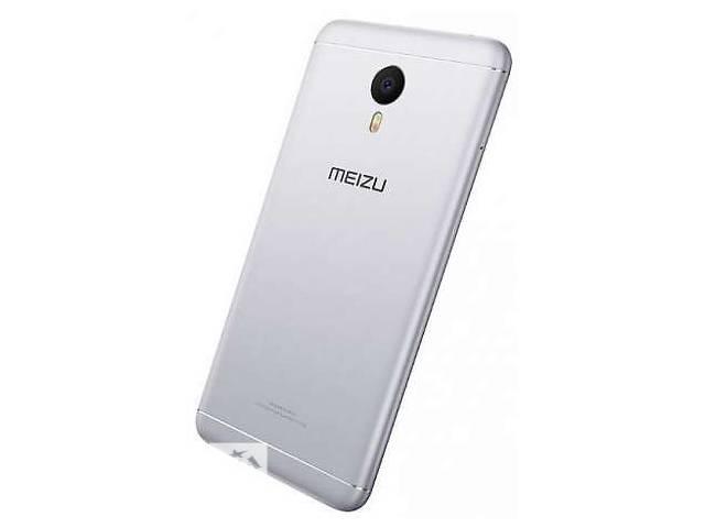 купить бу Оригинальный Meizu M3 16 GB 8 яд,кам 13 Мп,эк 5«Белый,Серебро в Одессе