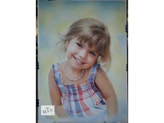 бу Оригинальный подарок портрет по фото на заказ в Харькове