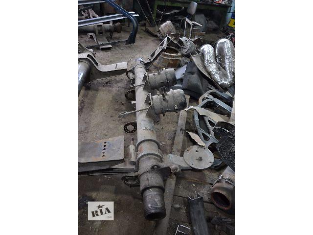купить бу Ось SAF Б/у  для прицепа   2002 в Тернополе