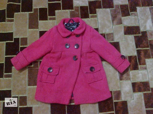 продам осенне-весеннее пальто на 2-3 года бу в Авдеевке (Донецкой обл.)