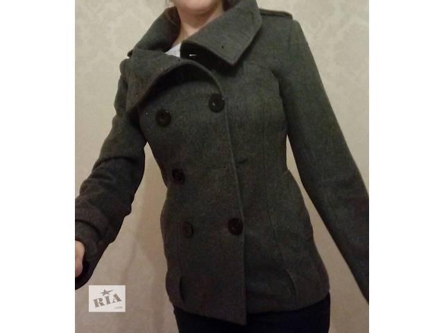 бу .Осеннее пальто в Киеве