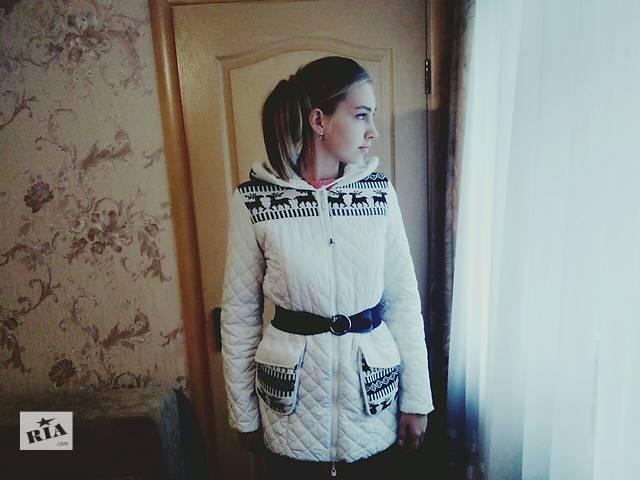 Осенняя курточка- объявление о продаже  в Киеве