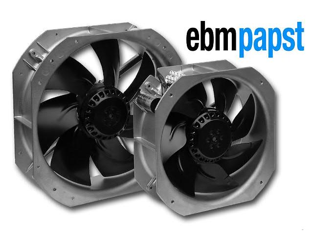 продам Осевые AC-вентиляторы ebmpapst W2 E 200-HH 38-01; W2E 250-HL 06-01 бу в Одессе