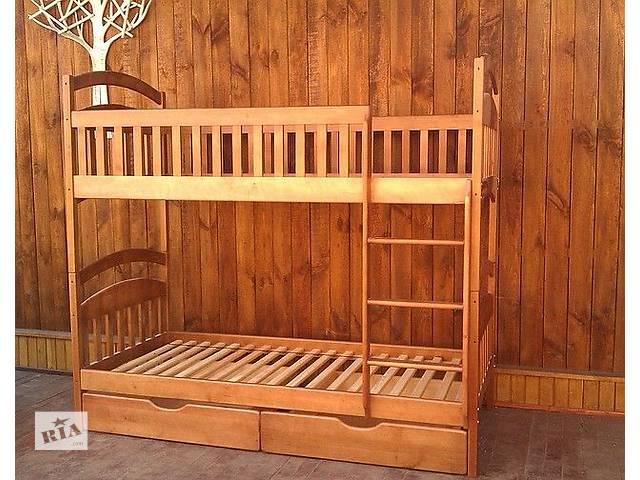 купить бу От производителя модель - Арина-двухъярусная кровать трансформер в Киеве