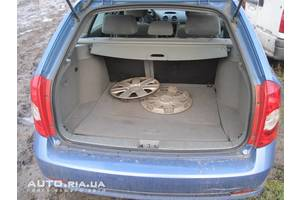 Карты крышки багажника Chevrolet Lacetti
