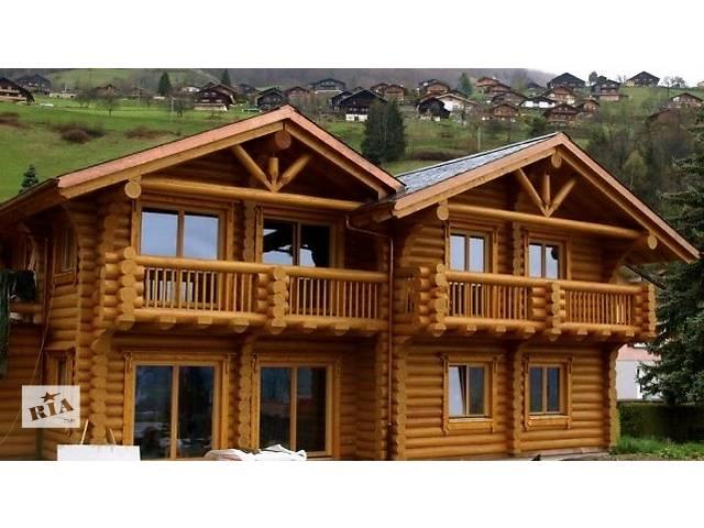 продам Отделка деревянного дома под ключ бу  в Украине
