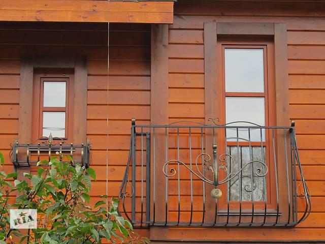 Отделка деревянных домов- объявление о продаже  в Харькове
