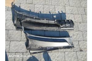 Молдинги заднего/переднего бампера Chevrolet Evanda
