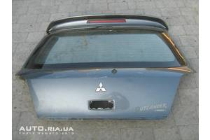 Молдинги заднего/переднего бампера Mitsubishi Outlander