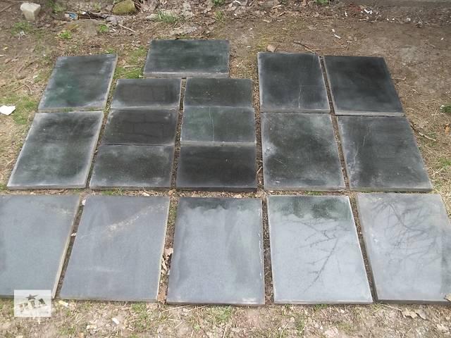 бу отделочные плиты из черного базальта в Кременчуге