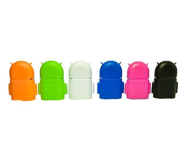 OTG Адаптер в виде Android робота (Micro USB / USB)- объявление о продаже  в Каменском (Днепропетровской обл.) (Днепродзержинск)