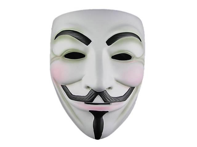 Как сделать маску анонимус 88