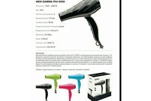 Фени для волосся і стайлери