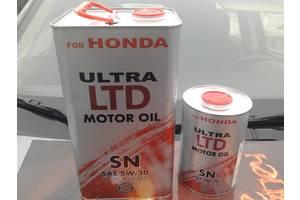 Новые Масла моторные Honda