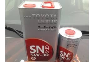 Новые Масла моторные Toyota