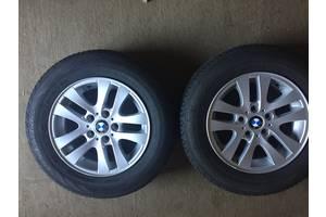 б/у Диск с шиной BMW 525