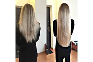 Наращивание волос и ресниц