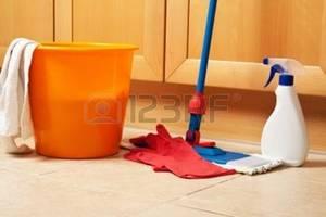Уборка домов , Уборка квартир