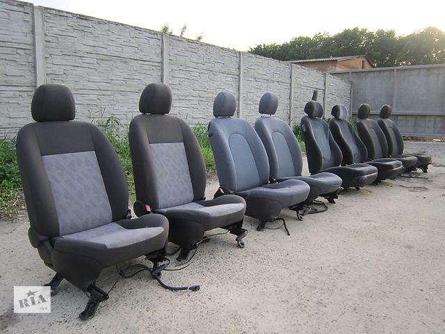 бу Откидные сидения, передние сидения, сиденья к микроавтобусам  в Киеве
