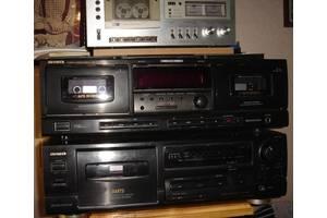 Двухкассетные магнитофоны
