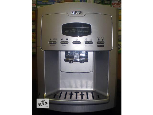 продам Отличная кофемашина Krups XP 9000  бу в Луцке