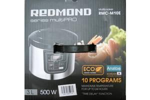 Новые Мультиварки Redmond