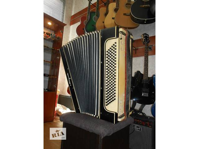 продам ( 1264 ) Отличный аккордеон, то что нужно для начинающего бу в Чернигове