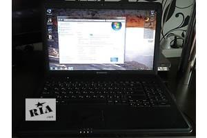 б/у Ноуты для работы и учебы Lenovo Lenovo IdeaPad G555