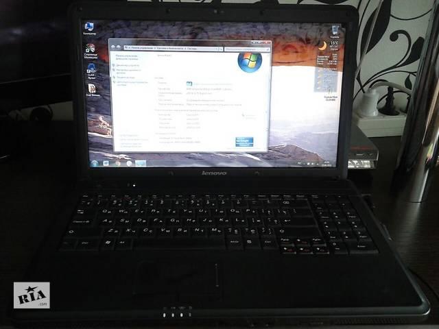бу Отличный ноутбук Lenovo G555 в Херсоне