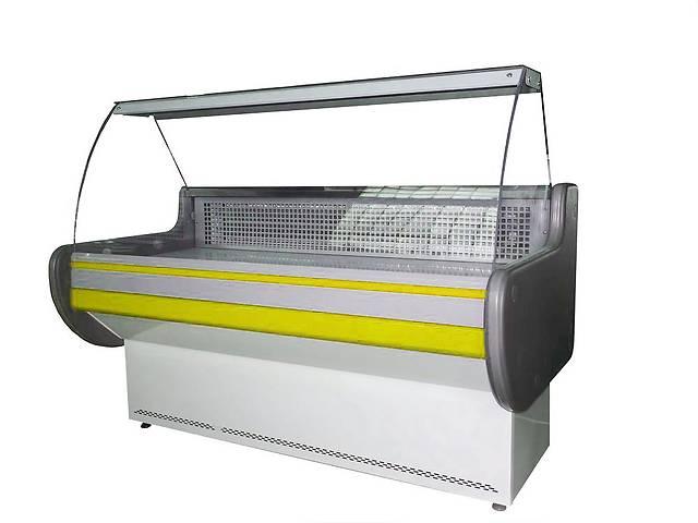 купить бу Отменная холодильная витрина ВХСКУ ЛИРА 1.3 М - украинское производство, европейское качество в Ровно