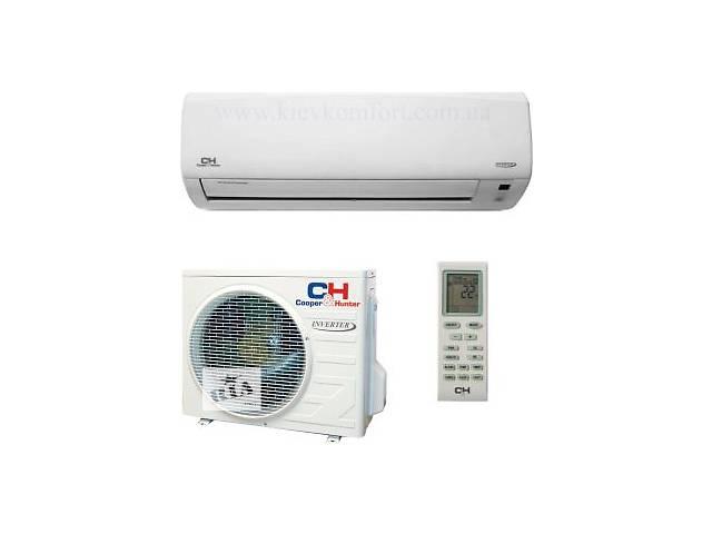 Отопление дома,квартиры тепловым насосом C&H  СЕРИИ «NORDIC PLUS INVERTER» CH-S24FTXN- объявление о продаже  в Одессе