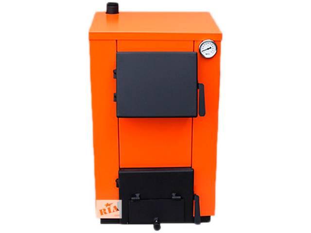 Отопительный котел на тв.топливе МаксиТерм 14 кВт(без плиты)- объявление о продаже  в Кривом Роге (Днепропетровской обл.)