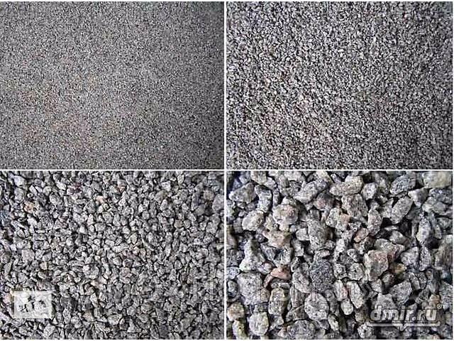 бу Отсев песок щебень доставка Киев область в Киеве