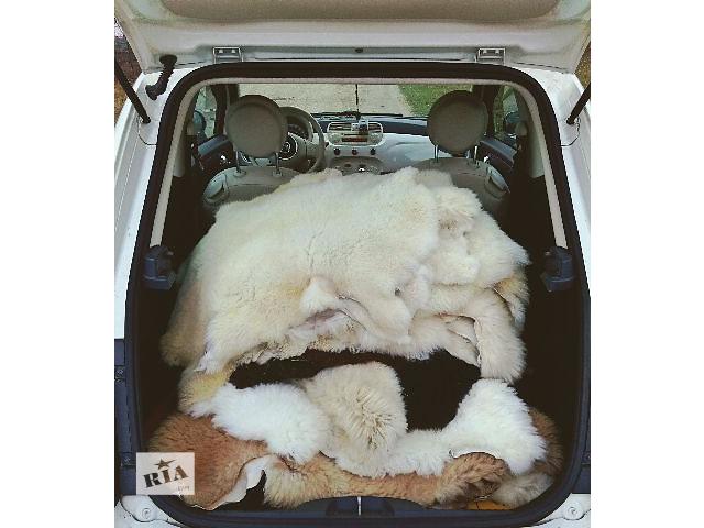 продам Овечья шкура, овчина бу в Киеве