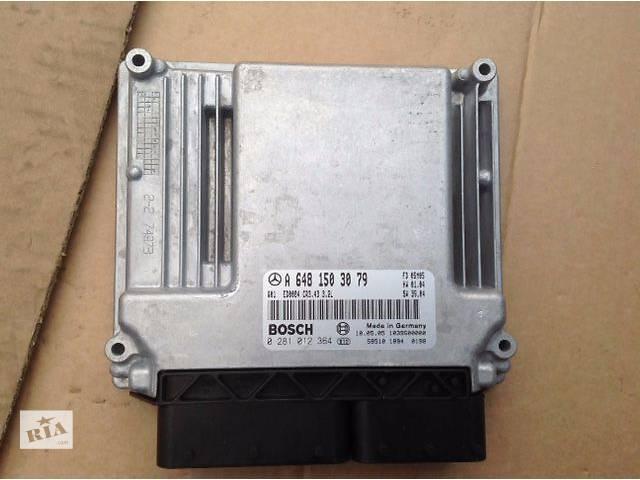продам Новый Электрооборудование двигателя Блок управления двигателем Легковой Mercedes,A6481503079,A6481504879, бу в Киеве